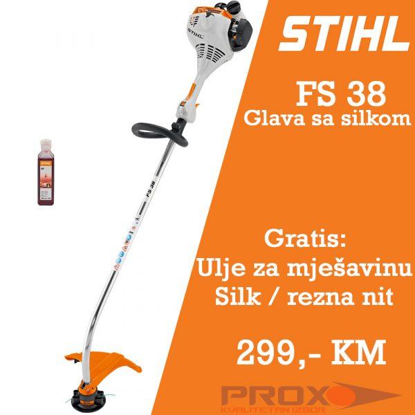 Trimer / motorna kosa STIHL FS 38