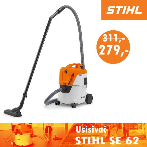 Usisivač STIHL SE 62
