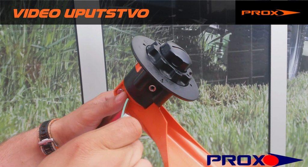 Najjednostavnije motanje silka na trimer STIHL FS 38 FS 45 FSE 62 -- Refill STIHL FS 38 AC 5-2 --