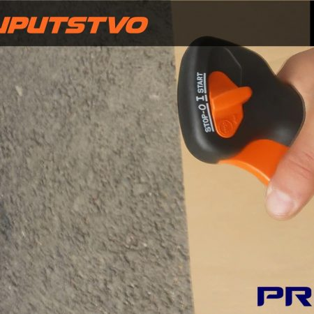 Pokretanje trimera STIHL FS 55, 38, 45) paljenje hladan start -- Starting/running STIHL trimmers --