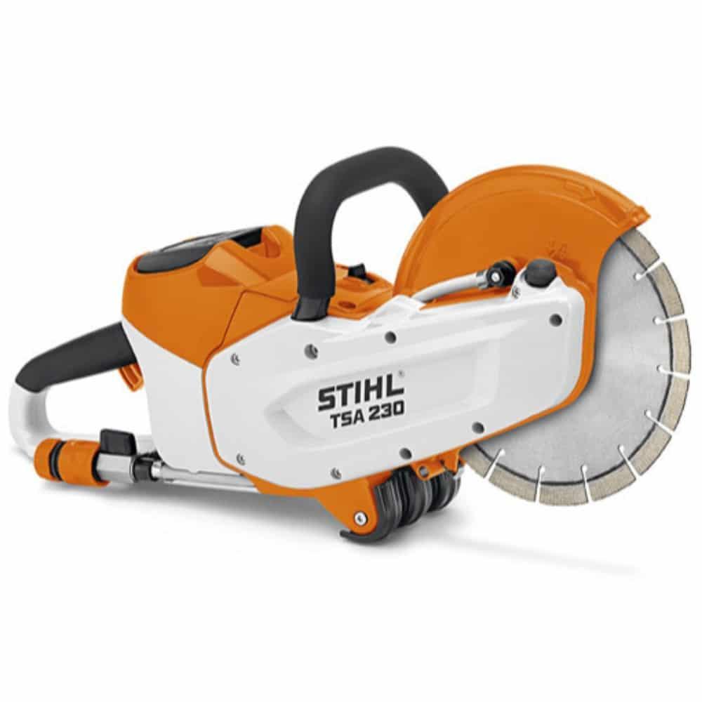 Profesionalni akumulatorski rezač asfalta STIHL TSA 230 bez baterije i punjača