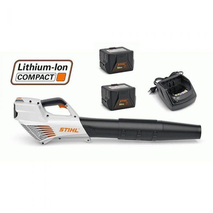 AKU – Akumulatorski puhač lišća STIHL BGA 57 sa 2 baterije AK 20 i punjačem AL 101