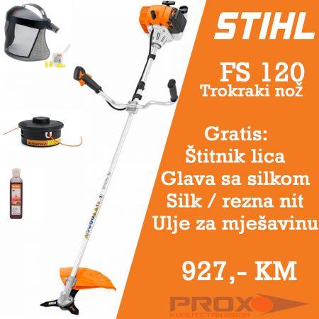 Trimer / motorna kosa STIHL FS 120
