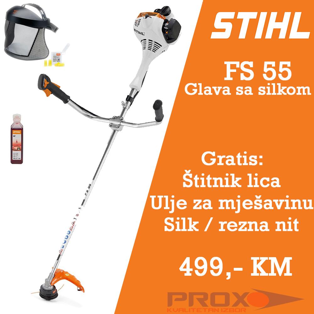 Trimer motorna kosa STIHL FS 55